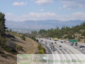 windshield replacement and repair in a San Fernando california