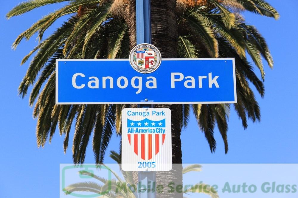 mobile auto glass repair in canoga park california