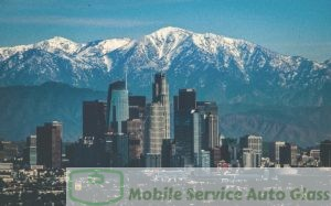 windshield replacement and repair Los Angeles California